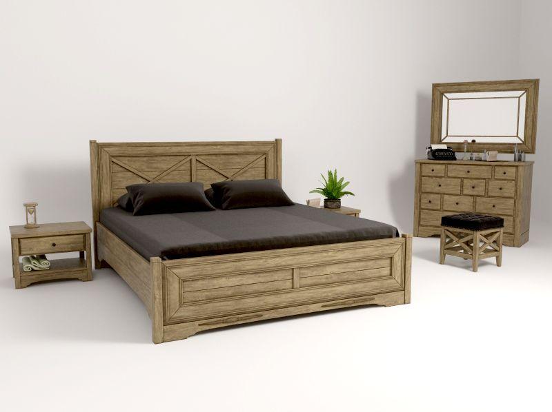 Кровать Manchester / Манчестер