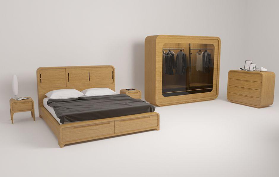 Кровать Soho / Сохо