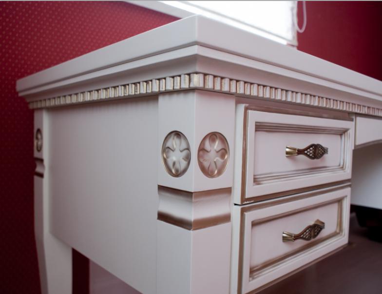Письменный стол и шкаф на заказ
