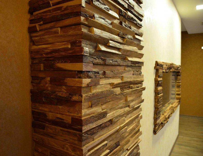 Элементы декора из дуба сделанные на заказ